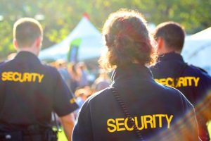 Special Event Security Guards